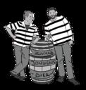 Brouwerij de zware jongens Logo